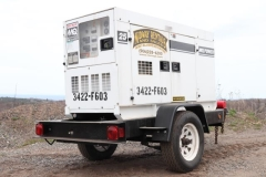 Used Equipment Sales GENERATOR,25KVA,DIESEL,TRAILER 480 1 3PH in Marquette MI
