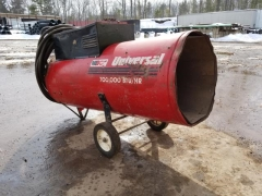 Used Equipment Sales HEATER,700 400K,LP GAS,PORTA. in Marquette MI