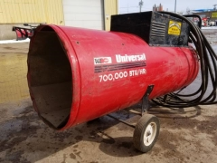 Used Equipment Sales HEATER,700K,LP GAS,PORTABLE in Marquette MI