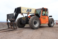 Used Equipment Sales FORKLIFT,BOOM,943,4WD CAB JLG in Marquette MI