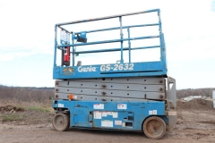 Used Equipment Sales SCISSOR LIFT,2632,BATTERY in Marquette MI