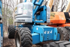 Used Equipment Sales AERIAL LIFT,ART.BOOM,Z60 34,4WD,DIESEL in Marquette MI