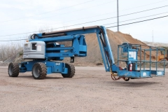 Used Equipment Sales AERIAL LIFT,ART.BOOM,Z60 34,4WD,DSL,WELD in Marquette MI
