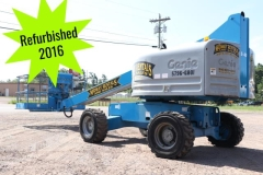 Used Equipment Sales AERIAL LIFT,TEL.BOOM,40 ,4WD,NO WELD in Marquette MI