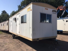 Used Equipment Sales TRAILER,OFFICE, 8 X30 ,2RM.ELE in Marquette MI
