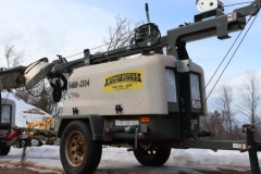 Used Equipment Sales LIGHT TOWER,TOWABLE,4BULB in Marquette MI