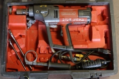 Used Equipment Sales CORE DRILL, HAND HELD, 4 CAP in Marquette MI