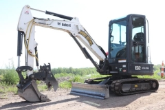 Used Equipment Sales EXCAVATOR,MINI,8K,E32,THUMB in Marquette MI