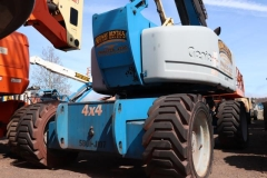 Used Equipment Sales AERIAL LIFT,ART.BOOM,Z80 60,4WD,DIESEL in Marquette MI