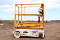 Used Equipment Sales SCISSOR LIFT,HYBRID,1230,BATTERY in Marquette MI
