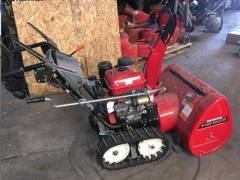 Used Equipment Sales SNOWBLOWER,28 ,9HP,TRACKS,ELEC START in Marquette MI